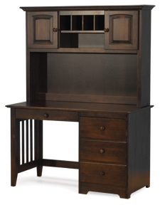 Windsor Desk & Hutch